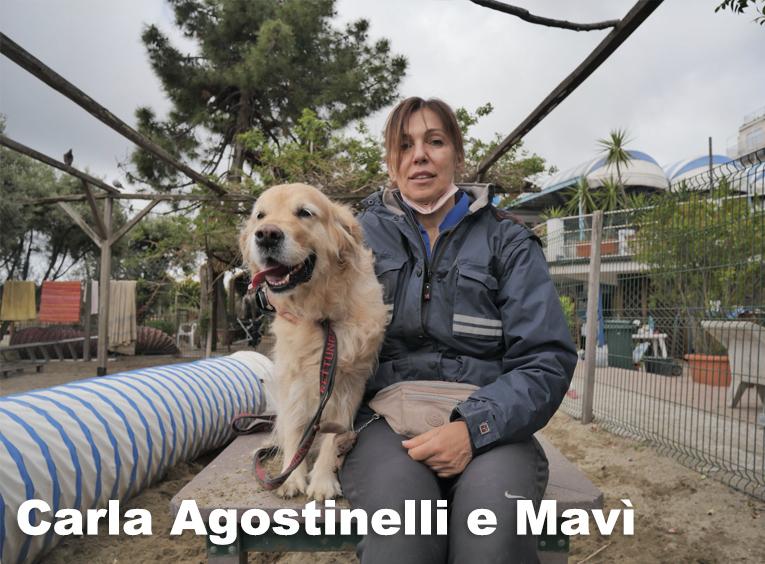 Carla Agostinelli e Mavì copia